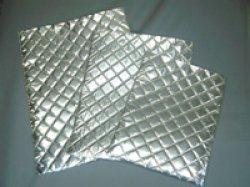 画像1: 保冷袋・クーラーバッグ MCQシリーズ 平袋 Lサイズ  格安です!