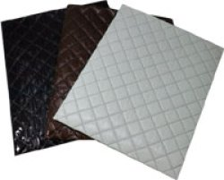 画像1: 格安保冷袋の販売・クーラーバッグ カラーMCQ エナメル調平袋 Lサイズ