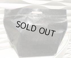 画像3: 保冷・保温バッグ グランドクールバッグ黒 10枚入 おしゃれな黒の保冷袋