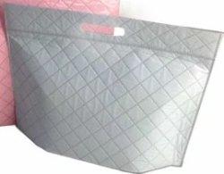 画像3: キルティング調でおしゃれな保冷袋・クーラーバッグ プレミアムシリーズ 小