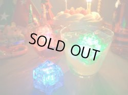 画像1: LED 光る氷 ライトキューブ LITECUBES オリジナルタイプ・ブルー・グリーン・ホワイト・パープル 1個売り