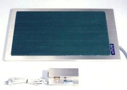 画像1: 足元からポッカポカ! 業務用 健康暖房足温器 (マット付)G-150